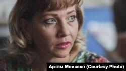 Марина Рузаева, пострадавшая от пыток в полиции Усолья