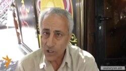 Երևանցիները Բաղրամյան փողոցում տեղի ունեցած բռնությունների մասին