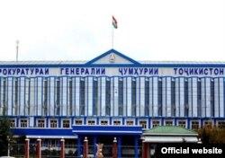 Бинои Додситонии куллии Тоҷикистон.