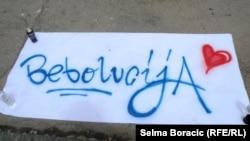 ¨Bebolucija¨ u Sarajevu