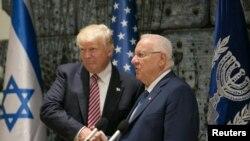 Թրամփը Իսրայել է այցելում խաղաղ գործընթացին նպաստելու ցանկությամբ