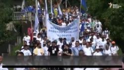Marš mira krenuo ka Srebrenici
