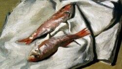 Запах жареной рыбы