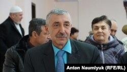 Сулейман Кадыров в зале Феодосийского суда, 1 марта 2-18 года