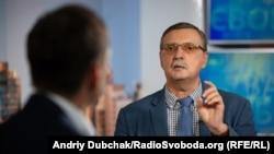 Ігор Бураковський, голова правління громадської організації «Інститут економічних досліджень та політичних консультацій».