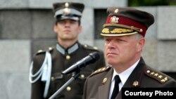 Генерал-лейтенант Раймонд Граубе