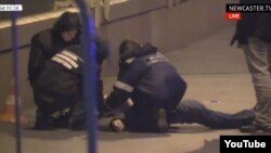 Russia -- Killed Borys Nemtsov, Moscow, 28Feb2015