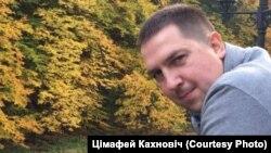 Цімафей Кахновіч, архіўнае фота