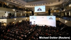 Документ«12 кроків для більшої безпеки України та євроатлантичного регіону» з'явився на сайті Мюнхенської конференції з безпеки-2020 14 лютого