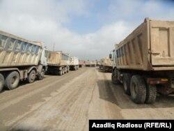 Дорога Алят-Астара, 29 апреля 2013