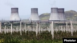 Armenia - A general view of the Metsamor nuclear plant, 12May2011.