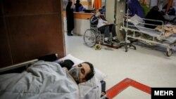 ۲۶ هزار نفر همچنان در بیمارستانهای ایران به دلیل ابتلا به کرونا بستری هستند.