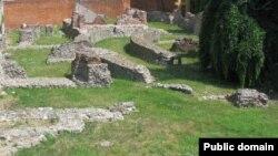 Руїни давньоримського міста Мілан