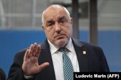 Бойко Борисов – прем'єр-міністр Болгарії, Брюссель, 2020 рік