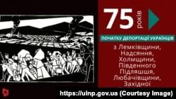 До Дня депортації українців