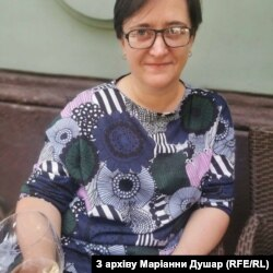 Маріанна Душар, відома блогерка пані Стефа