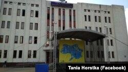Баннер в Броварах, Киевская область