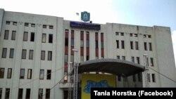 Будівля міської влади Броварів на Київщині