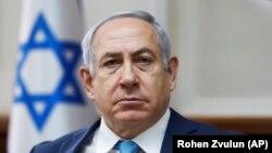 Kryeministri izraelit, Benjamin Netanyahu, foto nga arkivi