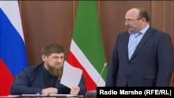 Кадыров Рамзан а, Каратаев Мохьмад а
