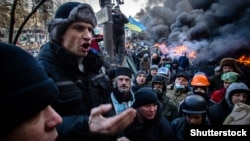 Революція гідності. Київ, 23 січня 2014 року