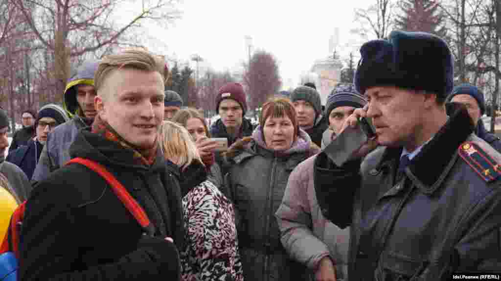 Казань. 26 марта 2017 года