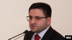 Министер за одбрана Фатмир Бесими