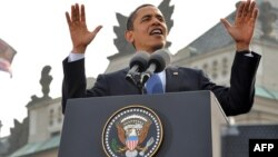 АКШ президенты Барак Обама