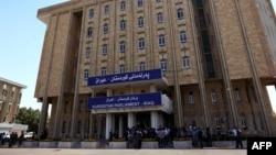 Күрдістан автономиясының парламенті. (Көрнекі сурет)