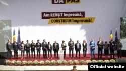 Blocul Acum se lansează în campania pentru alegerile locale, Chișinău 21 septembrie 2019