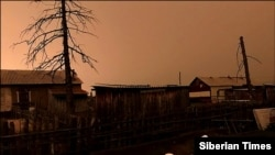 Speculation has swirled since a mysterious climate event turned day to night above remote Russian villages.