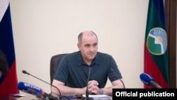 Глава Карачаево-Черкесии Рашид Темрезов