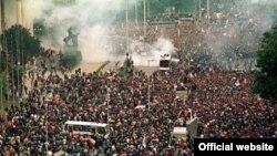 Petooktobarska revolucija u Srbiji