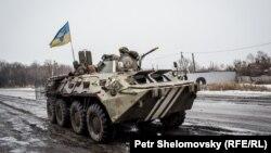 Ukrayna hərbçiləri