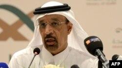 خالد الفالح وزیر نفت سعودی