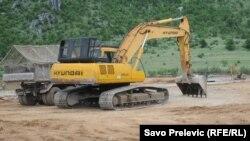 Izgradnja autoputa Bar - Boljare