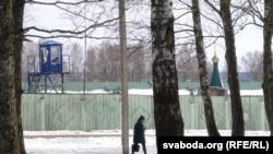 Выпраўленчая калёнія №3 у пасёлку Віцьба, Віцебскі раён