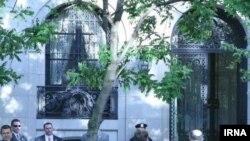 محل اقامت سفیر ایران در سازمان ملل، در منهتن نیویورک