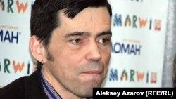 Режиссер Марсель Крон. Алматы, 17 ақпан 2014 жыл.
