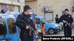 Crnogorska policija, ilustrativna fotografija