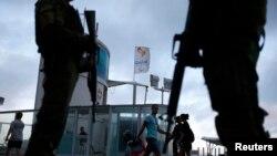 Олимпиада қарсаңындағы Рио