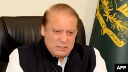 Премьер-министр Пакистана Наваз Шариф.