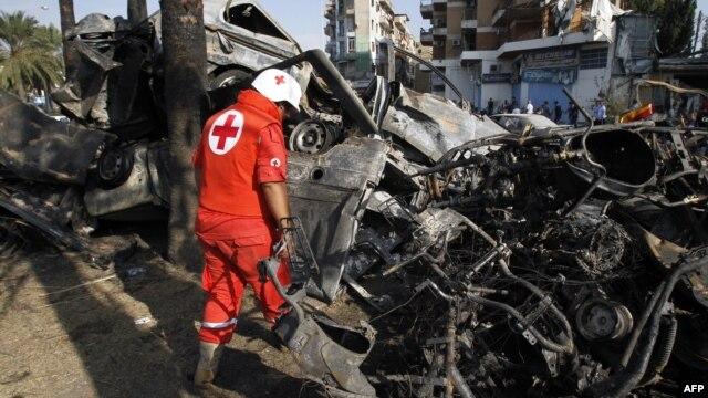 بمبگذاریها در شهر طرابلس لبنان ۴۲ کشته بر جای گذاشته است