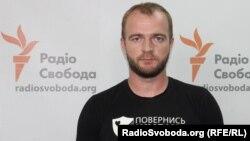 Андрій Римарук, представник громадської організації «Повернись живим»
