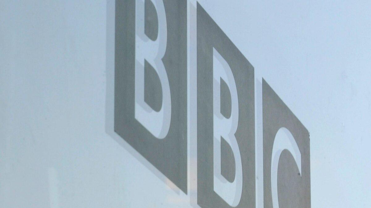 BBC извинилась за публикацию карты Украины без Крыма