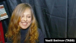 Юлия Юзик (архивное фото)
