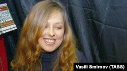 Russian journalist Yulia Yuzik