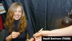 Юлия Юзик - «Алланын колуктулары» жана «Беслан күндөлүгү» китептеринин автору.