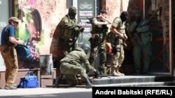 Бои на окраине Донецка. 1 июля