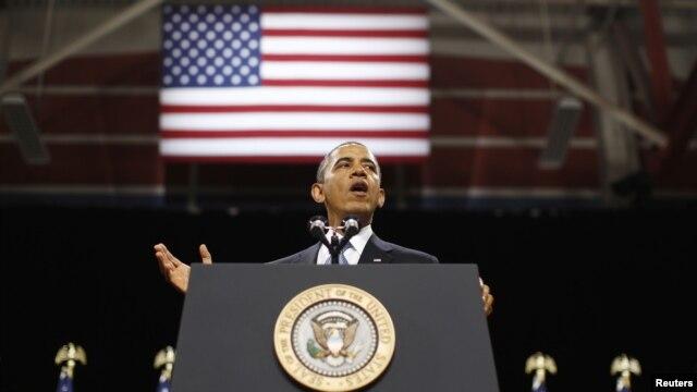 Barak Obama govori o imigracionoj reformi